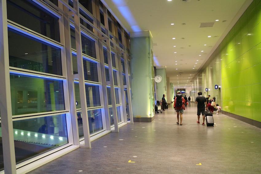 [クアラルンプール→シェムリアップ] LCC専用ターミナル KLIA2空港は乗り継ぎも快適