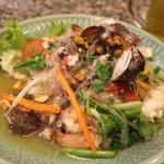 【Tamnanthai】伝統的なタイ料理レストラン(Bangkok/バンコク)
