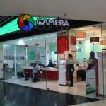 Canon Thailand サービスセンター MBK Center支店に感謝