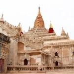 """バガン遺跡「アーナンダ寺院」""""ビルマのウェストミンスター寺院""""と称される美しい建築様式"""