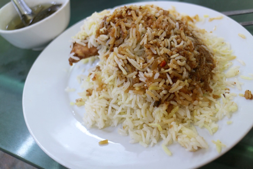 【Kyet Shar Soon Biriani】安い!美味しい!ビリヤニ専門チェーン店(Yangon/ヤンゴン)