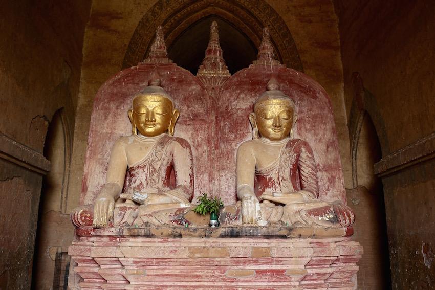 バガン遺跡「ダマヤンジー寺院」未完成のまま残された寺院の由縁とは?