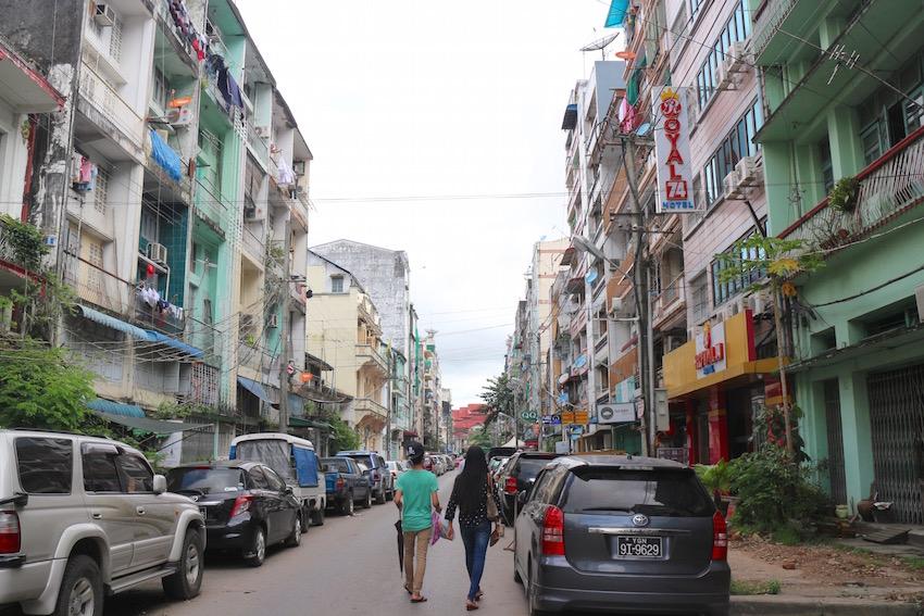 ホテル【Royal 74 Hotel】(Yangon/ヤンゴン)