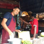 【FLAVOUR'S】インドで中華!おすすめは熱々チョウメン(Kolkata/コルカタ)