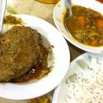 【MARAKAR Restaurant】ベテランのカレーは辛かった!(Kolkata/コルカタ)