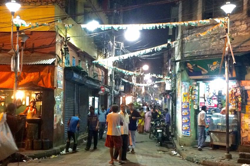 【マザー・テレサ ボランティア体験】Vol.4「マザーハウス周辺のインド料理店MAP」