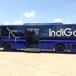 [コルカタ→ポンディシェリ] インド国内航空市場シェアNo.1「IndiGo」に初搭乗