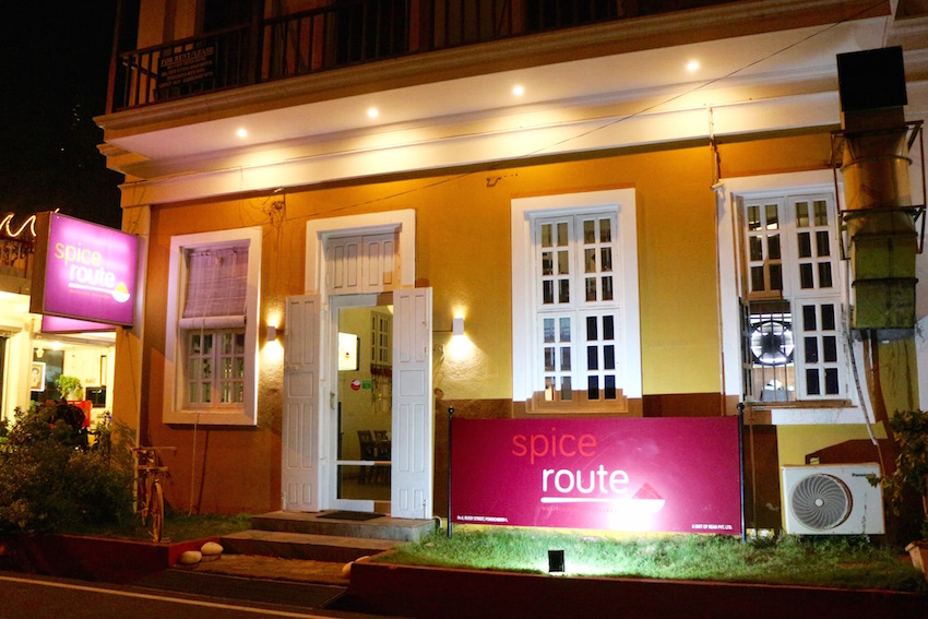 【Spice Route】オリジナルカクテルで乾杯!(Pondicherry/ポンディシェリ)
