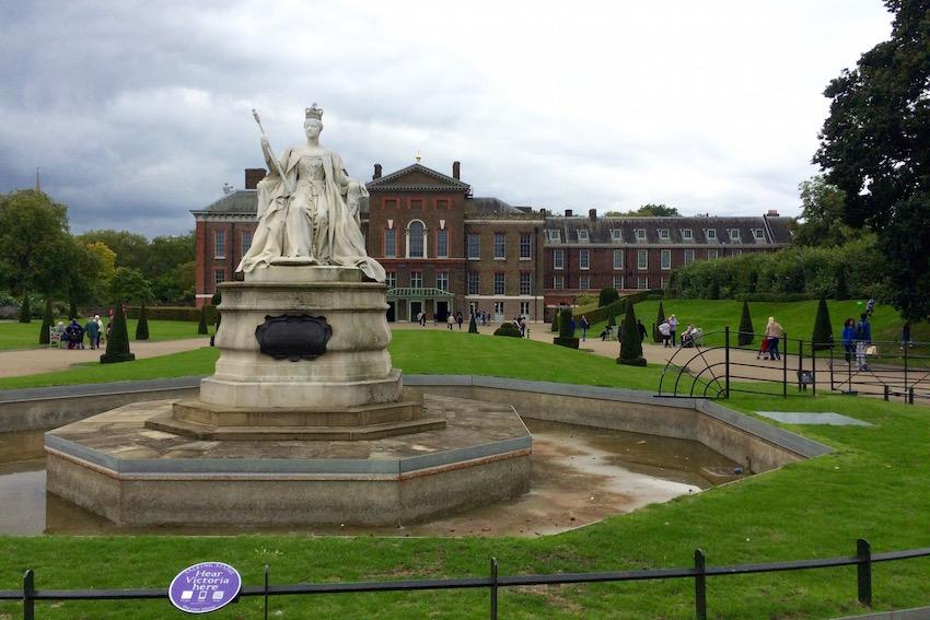 【The Orangery】ケンジントン宮殿をお散歩しながら幸せランチ(London/ロンドン)