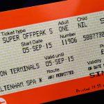 [ロンドン→チェルトナム]  コッツウォルズ観光の拠点駅Cheltenham Spa Station