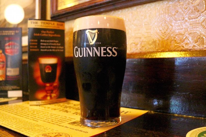 アイルランドで飲んだ愛すべきアイリッシュビールたち