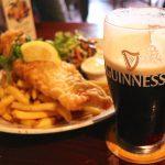 【The Old Storehouse】本場のアイリッシュパブでギネスとフィッシュアンドチップスを味わおう!(Dublin/ダブリン)
