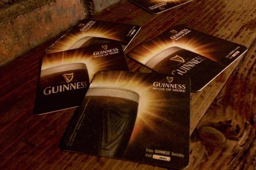 【The Auld Dubliner】居心地いいアイリッシュパブでほろ酔いモード(Dublin/ダブリン)