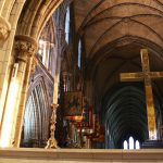 「聖パトリック大聖堂」ダブリンにあるアイルランド最大の大聖堂