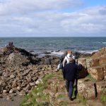 北アイルランドにある世界遺産「ジャイアンツ・コーズウェーとコーズウェー海岸」