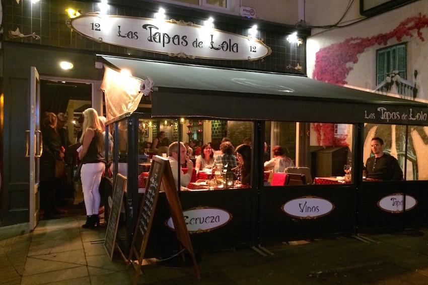 【Las Tapas De Lola】美味しいタパス料理と最高のおもてなしで幸せなひとときを(Dublin/ダブリン)