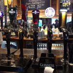 【The Garden Terrace】アイリッシュビール「Hop House 13 Lager」ダブリン空港で旅立ちの乾杯!