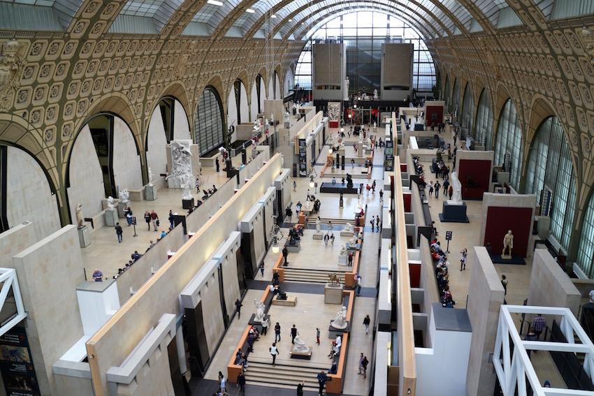 「オルセー美術館」世界に名高い印象派作品を堪能しよう