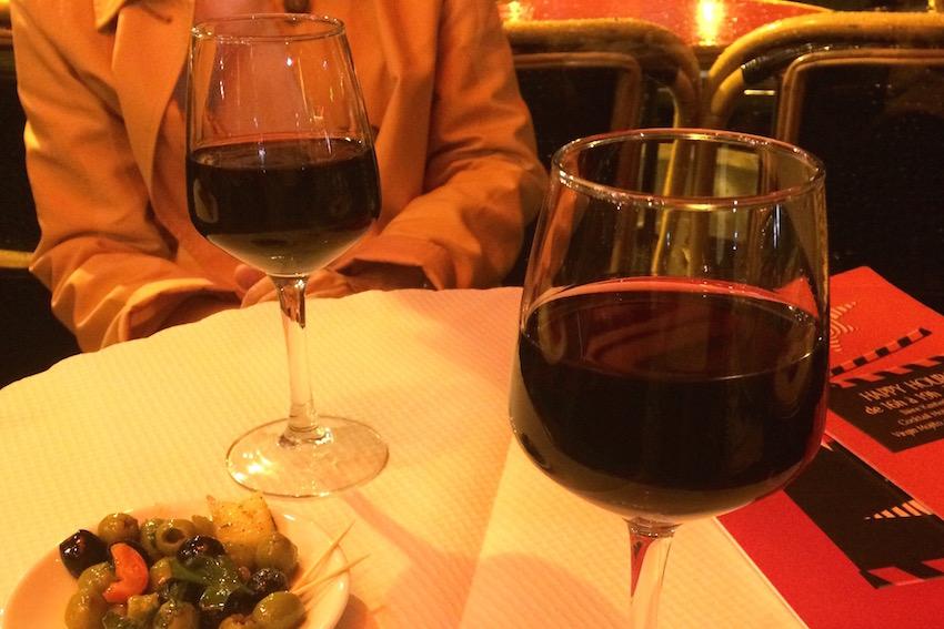 【L'Entracte des Gobelins】素敵なテラス席でパリの夜にSanté‼︎(Paris/パリ)