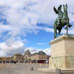 「ヴェルサイユ宮殿」豪華絢爛!栄華を極めたフランス絶対王政の象徴