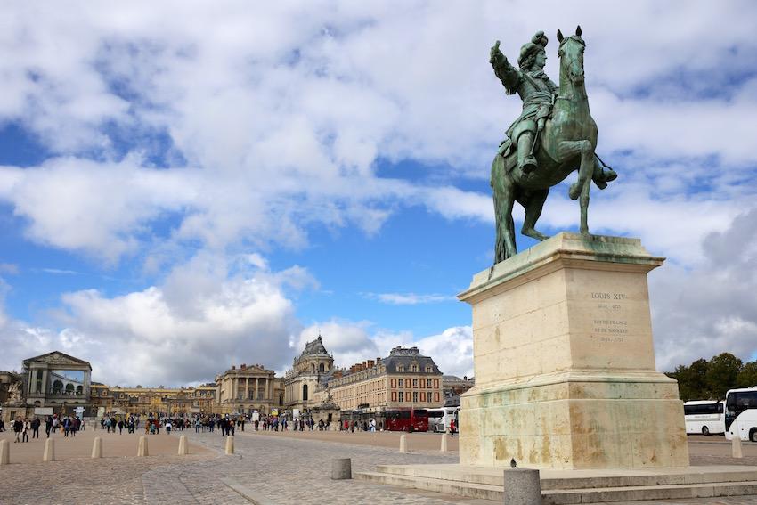 豪華絢爛!栄華を極めたフランス絶対王政の象徴「ヴェルサイユ宮殿」