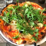 【Pizzeria Mancini】モンマルトルの丘にあるピザ&パスタが美味しいイタリアンレストラン(Paris/パリ)