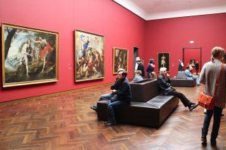 「シュテーデル美術館」14世紀初期から現代アートまで700年を超える傑出のコレクション