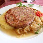 【Zum Drosselmüller】本場リースリングで乾杯!絶品ソーセージ料理(Rüdesheim/リューデスハイム)
