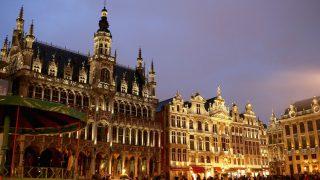 """「グラン=プラス」ブリュッセルの中心にある""""世界で最も美しい広場"""""""