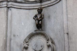 「小便小僧」世界的に有名なブリュッセルの観光名所は本当に世界三大がっかり?