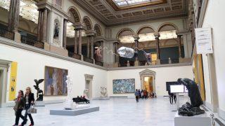 「ベルギー王立美術館」アール・ヌーヴォーの巨匠エミール・ガレの世界へ