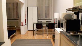 アパートメントホテル【Brussels City Center Apartment】(Brussels/ブリュッセル))